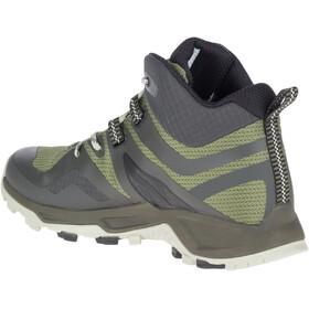 Merrell MQM Flex 2 Mid GTX Chaussures Homme, lichen